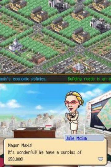 Immagine -5 del gioco SimCity DS per Nintendo DS