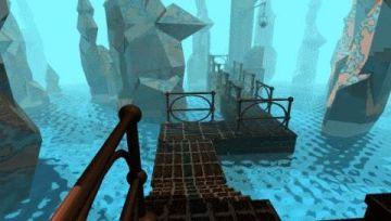 Immagine -9 del gioco Myst per PlayStation PSP