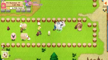 Immagine -5 del gioco Harvest Moon: Light of Hope per Nintendo Switch