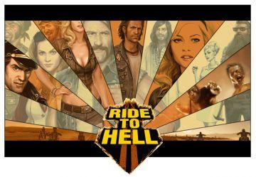 Immagine -5 del gioco Ride to Hell: Retribution per PlayStation 3