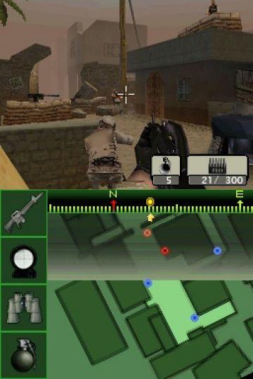 Immagine -5 del gioco Call of Duty 4 - Modern Warfare per Nintendo DS