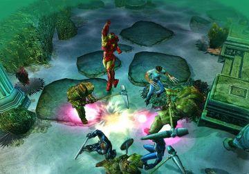 Immagine -5 del gioco Marvel: La Grande Alleanza per Nintendo Wii
