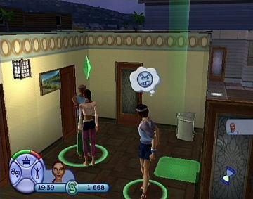 Immagine -11 del gioco The Sims 2 per PlayStation 2