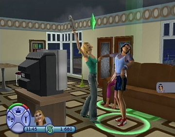 Immagine -10 del gioco The Sims 2 per PlayStation 2