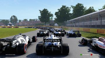 Immagine -3 del gioco F1 2020 per Xbox One