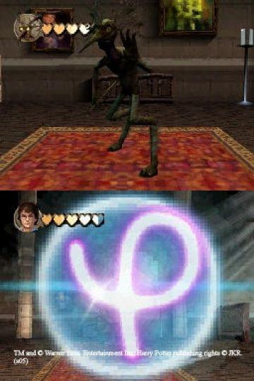 Immagine -2 del gioco Harry Potter e il Calice di Fuoco per Nintendo DS