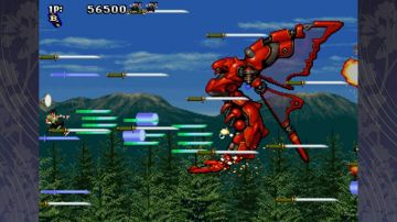 Immagine -2 del gioco Psikyo Shooting Stars Bravo per Nintendo Switch
