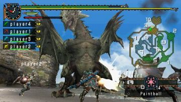 Immagine -2 del gioco Monster Hunter Freedom 2 per PlayStation PSP