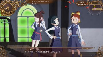 Immagine -3 del gioco Little Witch Academia: Chamber of Time per PlayStation 4