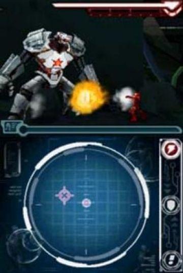 Immagine -4 del gioco Iron Man 2 per Nintendo DS