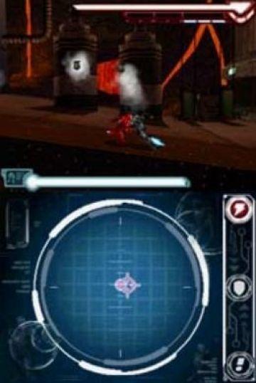 Immagine -3 del gioco Iron Man 2 per Nintendo DS
