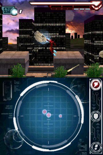 Immagine -2 del gioco Iron Man 2 per Nintendo DS