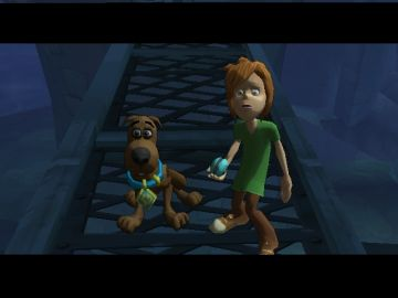 Immagine -5 del gioco Scooby doo Le Origini Del Mistero per Nintendo Wii
