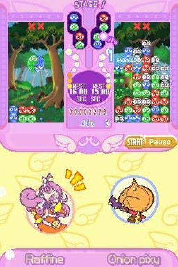 Immagine -2 del gioco Puyo Pop Fever per Nintendo DS
