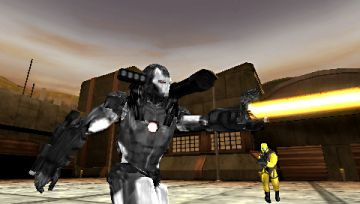 Immagine -4 del gioco Iron Man 2 per PlayStation PSP