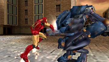 Immagine -2 del gioco Iron Man 2 per PlayStation PSP