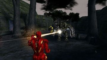 Immagine -1 del gioco Iron Man 2 per PlayStation PSP