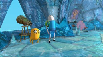 Immagine -5 del gioco Adventure Time: Finn e Jake detective per PlayStation 4