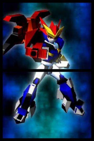 Immagine -5 del gioco Custom Robo Arena per Nintendo DS