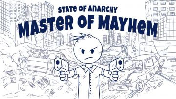 Immagine 0 del gioco State of Anarchy: Master of Mayhem per PlayStation 4