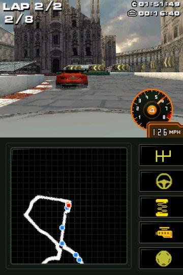 Immagine -1 del gioco Race Driver: GRID per Nintendo DS