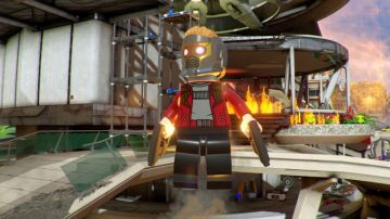Immagine -3 del gioco LEGO Marvel Super Heroes 2 per Nintendo Switch
