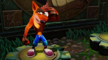 Immagine -1 del gioco Crash Bandicoot N. Sane Trilogy per Playstation 4