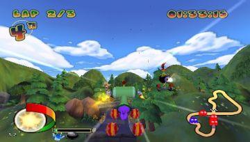 Immagine -2 del gioco Pac-Man World Rally per PlayStation PSP