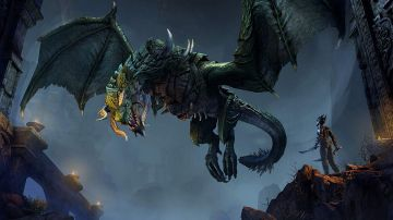 Immagine -2 del gioco The Elder Scrolls Online: Elsweyr per PlayStation 4