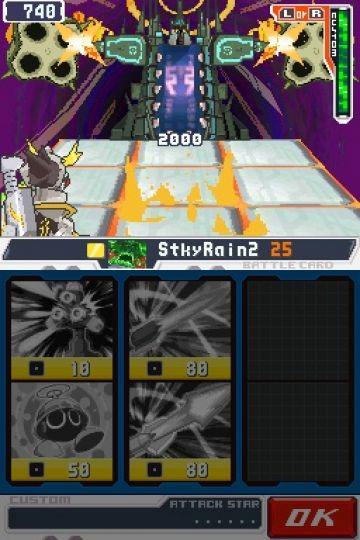 Immagine -4 del gioco Mega Man Star Force 2: Zerker X Saurian per Nintendo DS