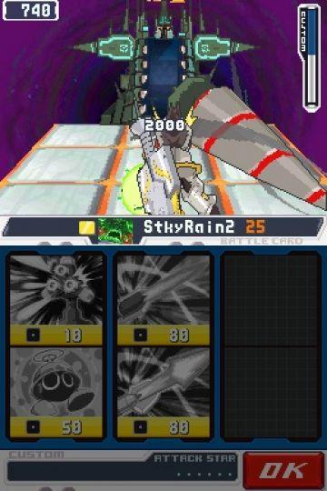 Immagine -3 del gioco Mega Man Star Force 2: Zerker X Saurian per Nintendo DS