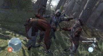 Immagine -4 del gioco Assassin's Creed III per Nintendo Wii U