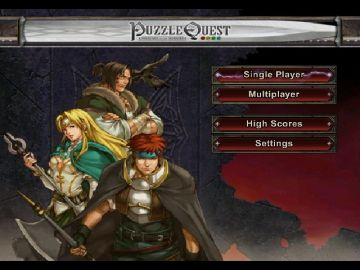Immagine -3 del gioco Puzzle Quest: Challenge of the Warlords per Playstation 2