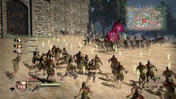 Immagine -8 del gioco Bladestorm: Nightmare per PlayStation 4