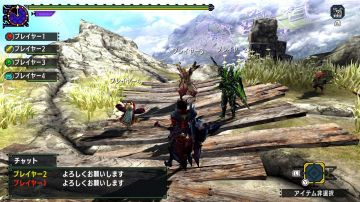 Immagine -1 del gioco Monster Hunter XX per Nintendo Switch