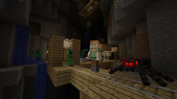 Immagine 0 del gioco Minecraft per Nintendo Wii U