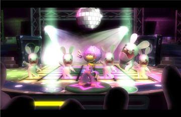 Immagine -3 del gioco Rayman: Raving Rabbids per Xbox 360