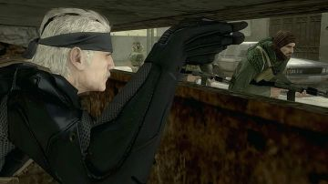 Immagine 0 del gioco Metal Gear Solid 4: Guns of the Patriots per Playstation 3
