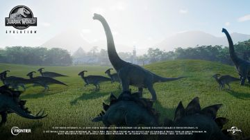 Immagine -2 del gioco Jurassic World: Evolution per Xbox One