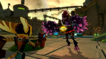 Immagine -3 del gioco Ratchet & Clank: QForce per PlayStation 3