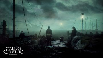 Immagine -7 del gioco Call of Cthulhu per PlayStation 4