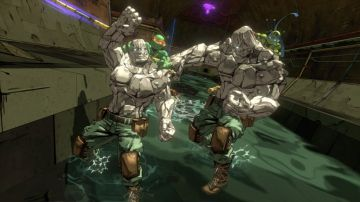 Immagine -3 del gioco Teenage Mutant Ninja Turtles: Mutanti a Manhattan per Xbox 360