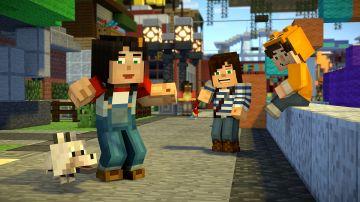 Immagine -1 del gioco Minecraft: Story Mode per Nintendo Wii U