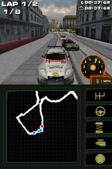 Immagine -2 del gioco Race Driver: GRID per Nintendo DS