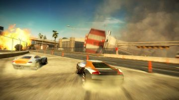 Immagine -5 del gioco Split/Second: Velocity per PlayStation 3