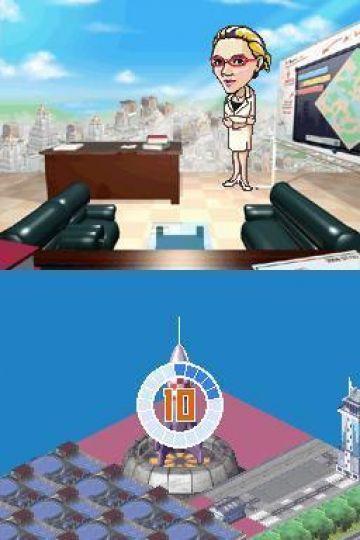 Immagine -2 del gioco SimCity DS per Nintendo DS