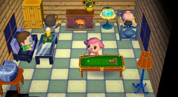 Immagine -3 del gioco Animal Crossing: Let's go to the City per Nintendo Wii