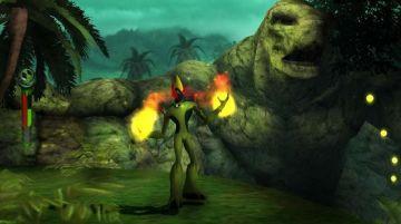 Immagine -2 del gioco Ben 10: Alien Force: Vilgax Attacks per PlayStation 2