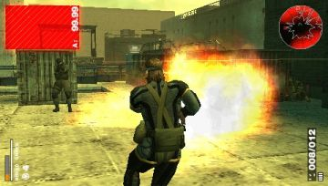 Immagine -5 del gioco Metal Gear Solid: Portable Ops Plus per PlayStation PSP