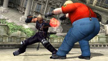 Immagine -5 del gioco Tekken 6 per PlayStation PSP